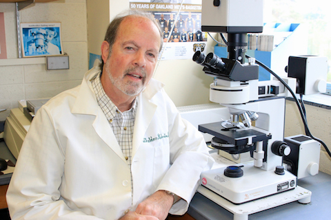 OU Biology professor awarded grant for corneal research