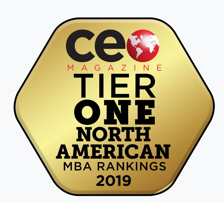 CEO Magazine North American MBA Tier One