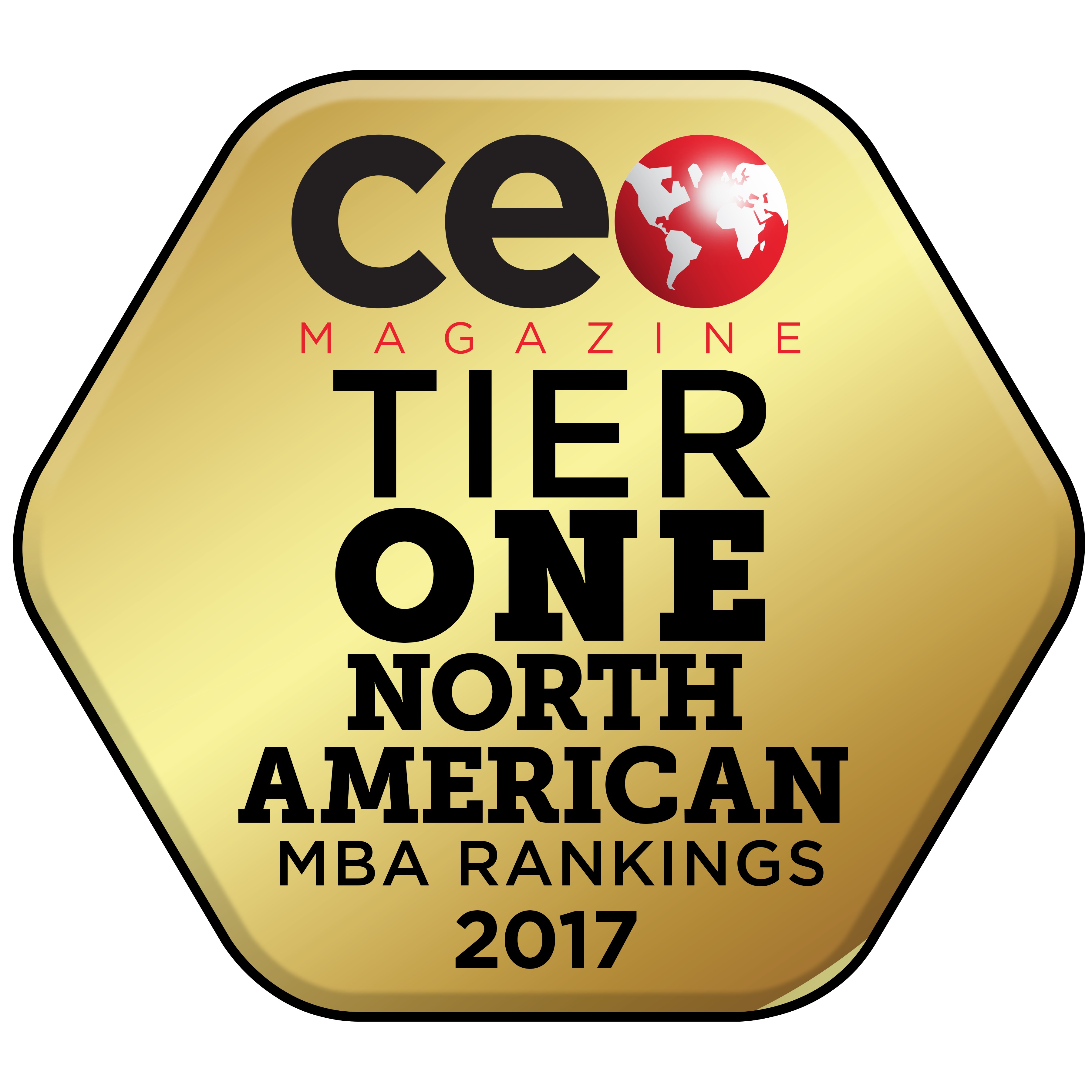 MBA Tier One CEO Magazine