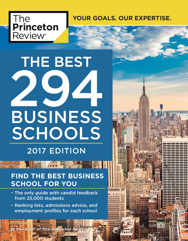 The Princeton Review 2017