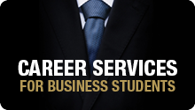 Career Services for business students