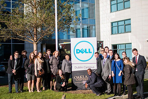 Dell Headquarters in Ireland