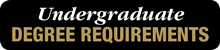 undergrad degree req button
