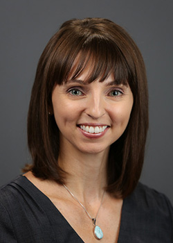 Professional headshot of Terri Towner