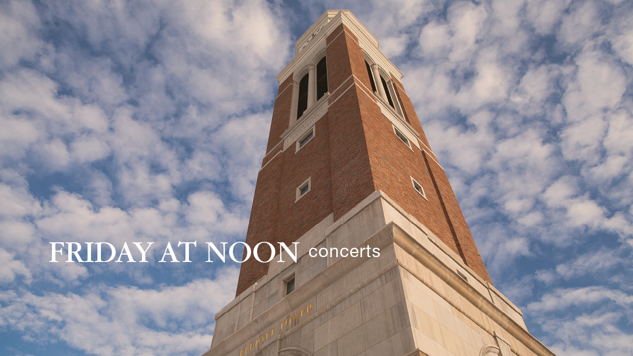 friday at noon concerts
