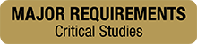 "button with the text ""Major Requirements Critical Studies"""