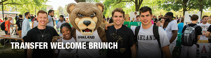 Transfer Welcome Brunch