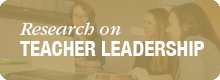 Research on Teacher Leadership Web Button