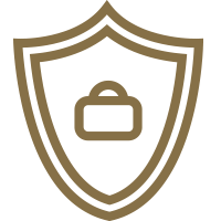 Student Privacy Rights Icon - Shield with Lock#elseIcon for this category