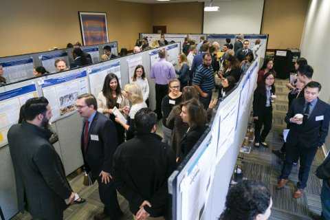 Projects on display at annual Graduate Student Research Conference