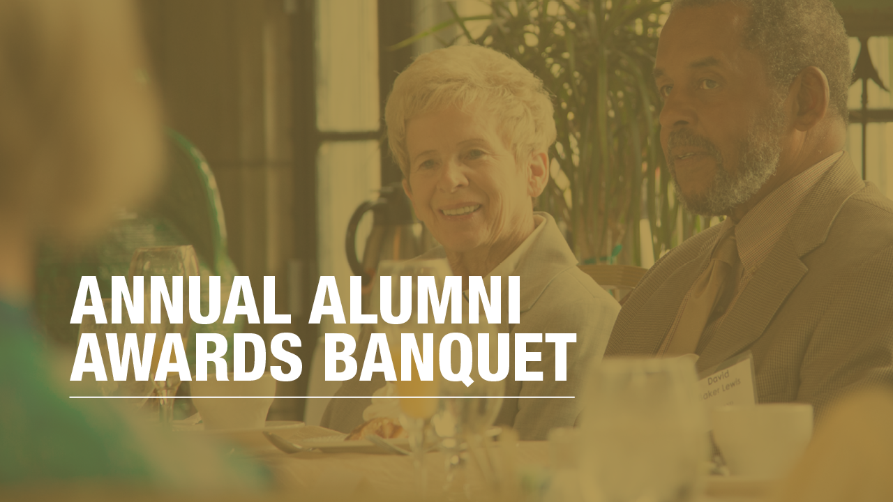 22nd Annual Alumni Awards Banquet