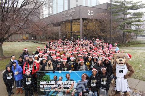 Macomb County Santa Parade & Food Drive Kick-off is Nov. 18