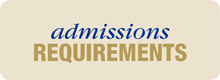admissions requirements button
