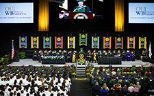 link to full commencement ceremony