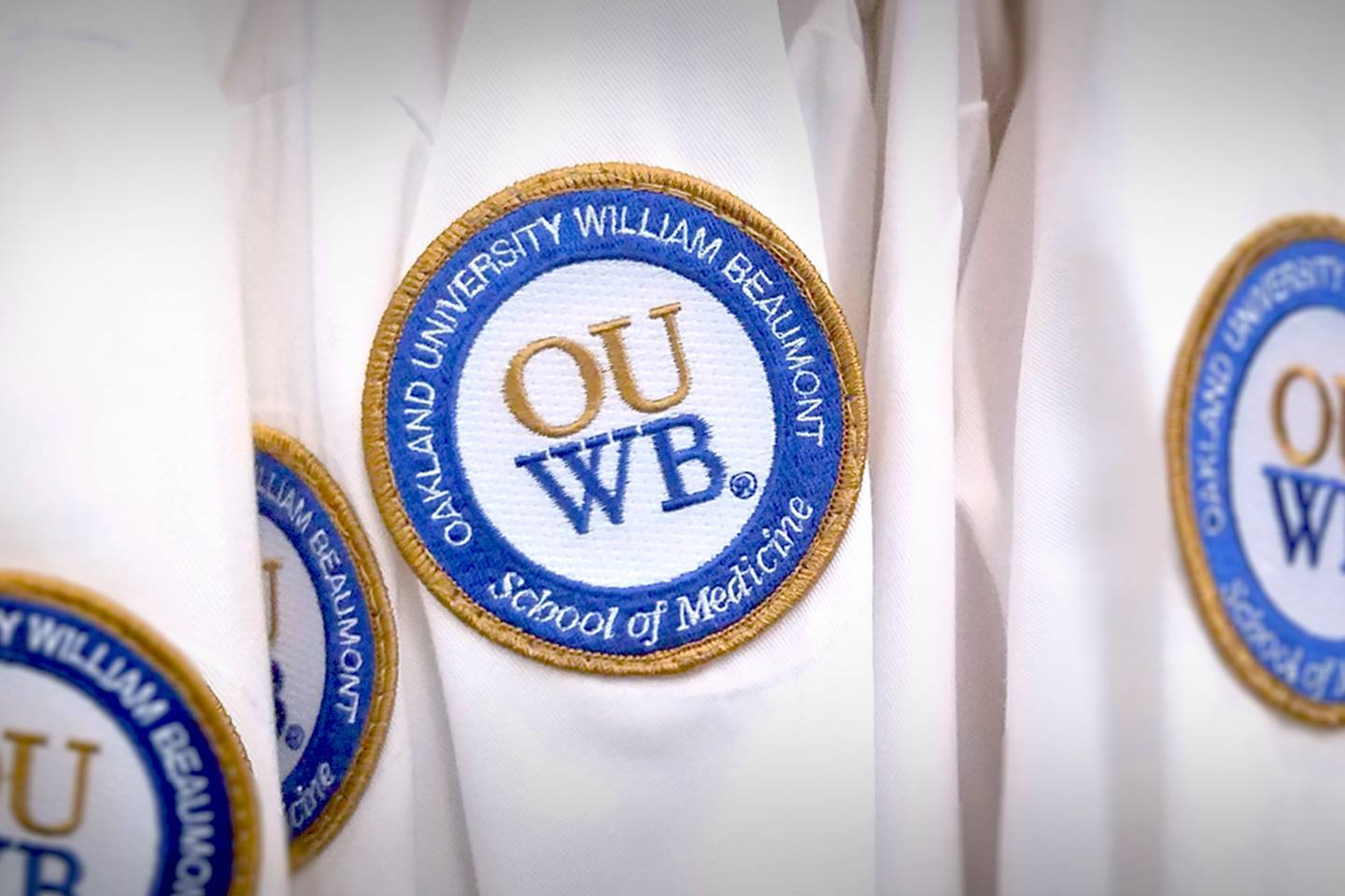 OUWB patch