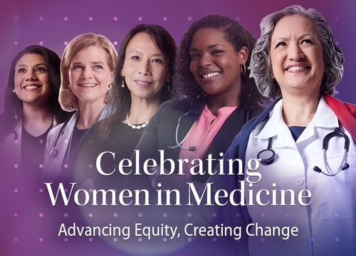An image for Women in Medicine 2020