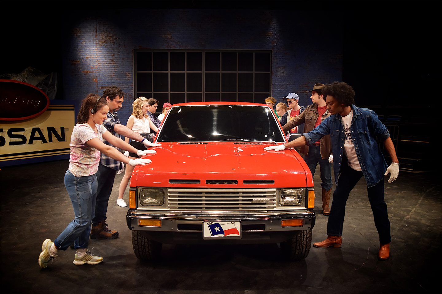 OU to present 'Hands on a Hardbody,' an all-American musical