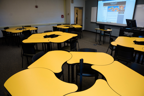 Modern Languages and Literatures classrooms get makeover