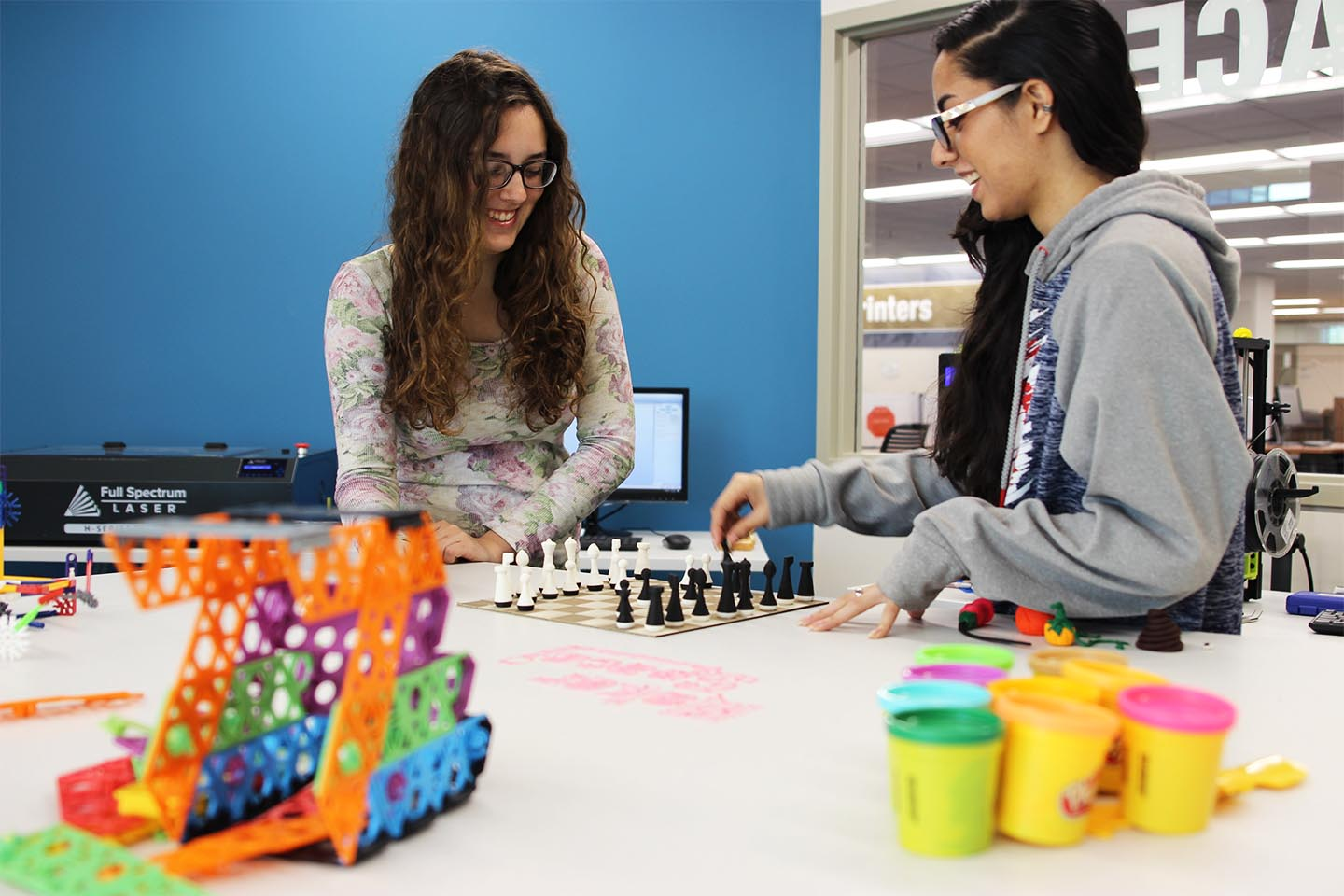 OU's Kresge Library opens makerspace to inspire student collaboration, creativity