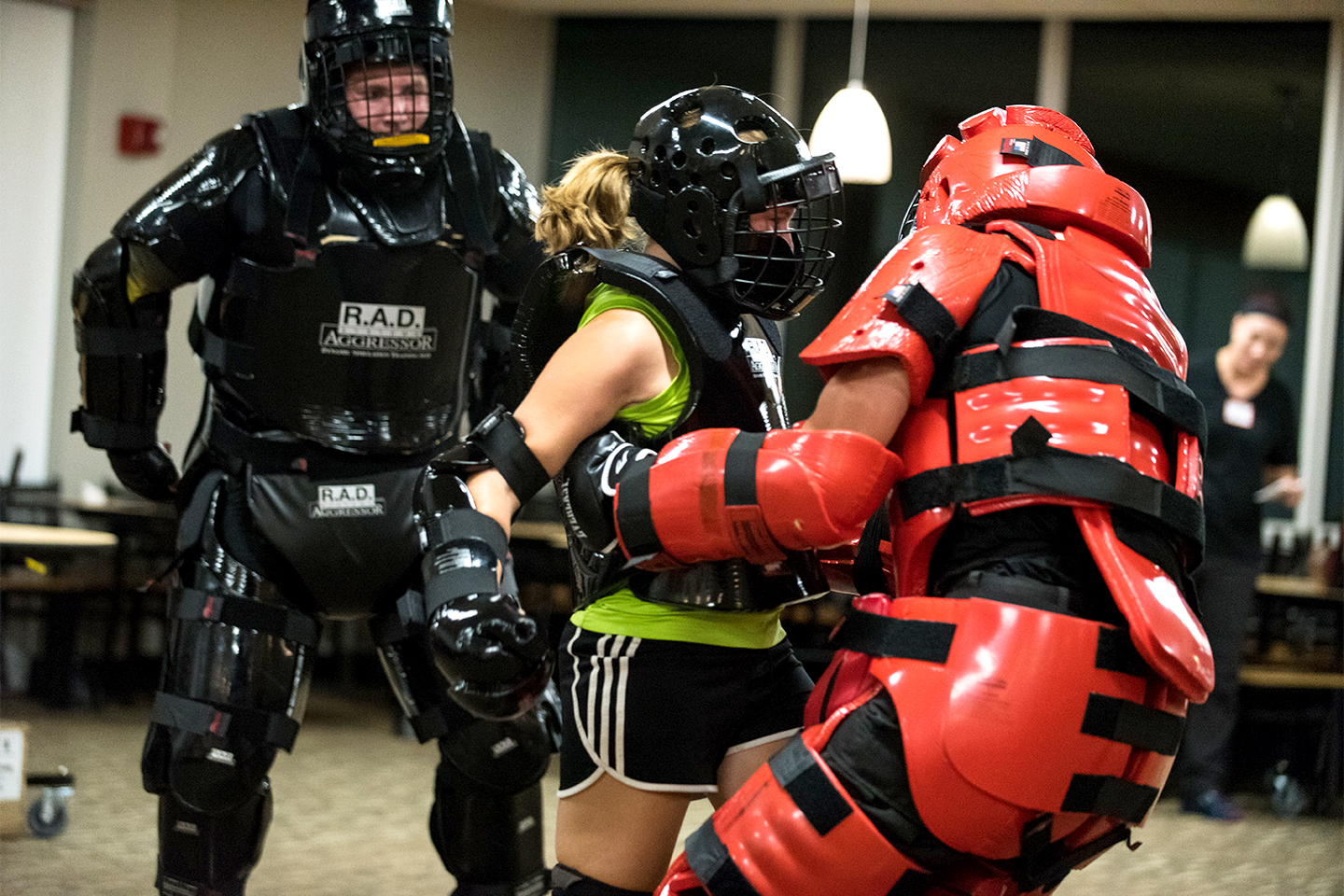 Oakland University offering women's self-defense classes