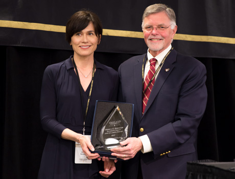 Monica E. Emerson Award