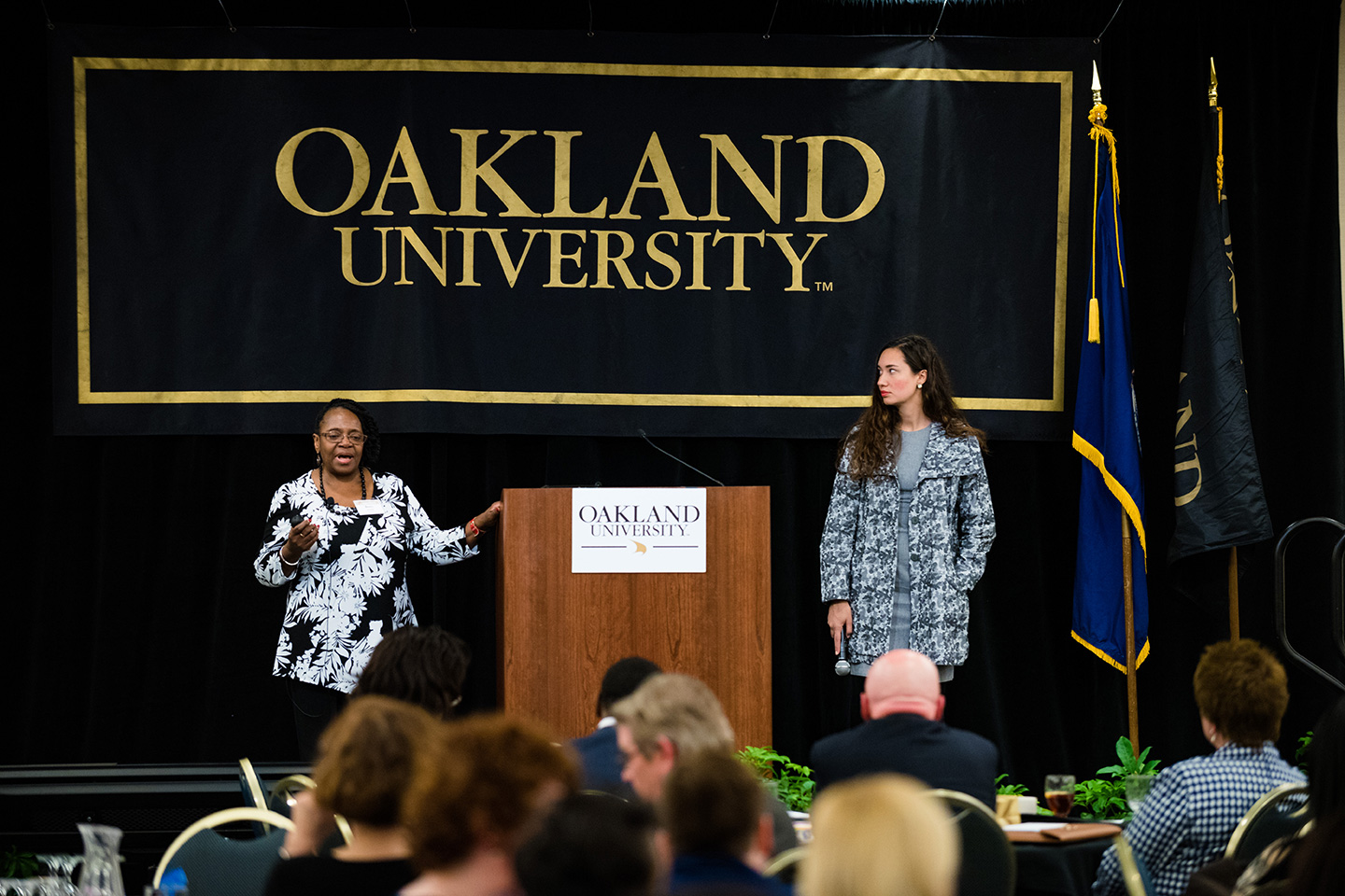 OU diversity conference urges participants to 'stand up, stand strong, stand together'