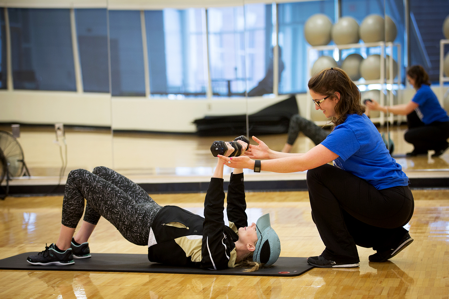 Earn Personal Trainer Certification through Oakland University PACE program