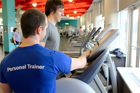 Personal Trainers at Oakland University