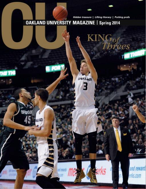 O U Magazine - Spring 2014 Edition Z Mag
