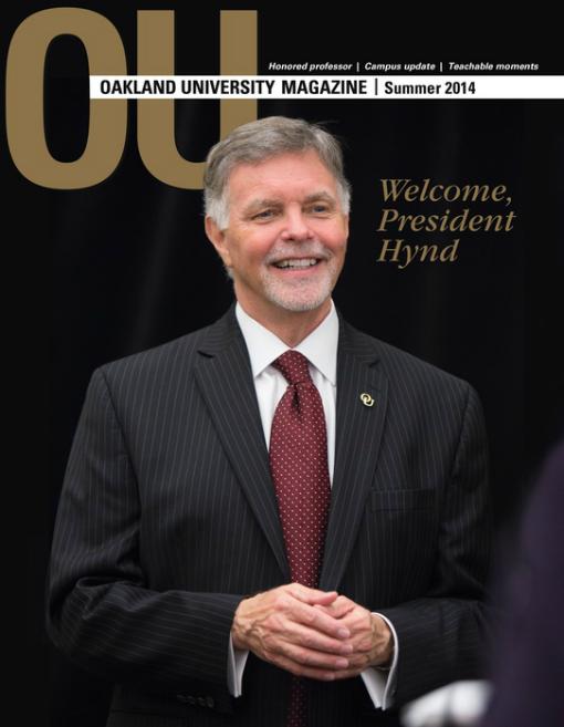 O U Magazine - Summer 2014 Edition Z Mag