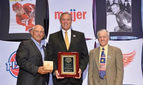 Image for Longtime swim coach inducted to Hall of Fame