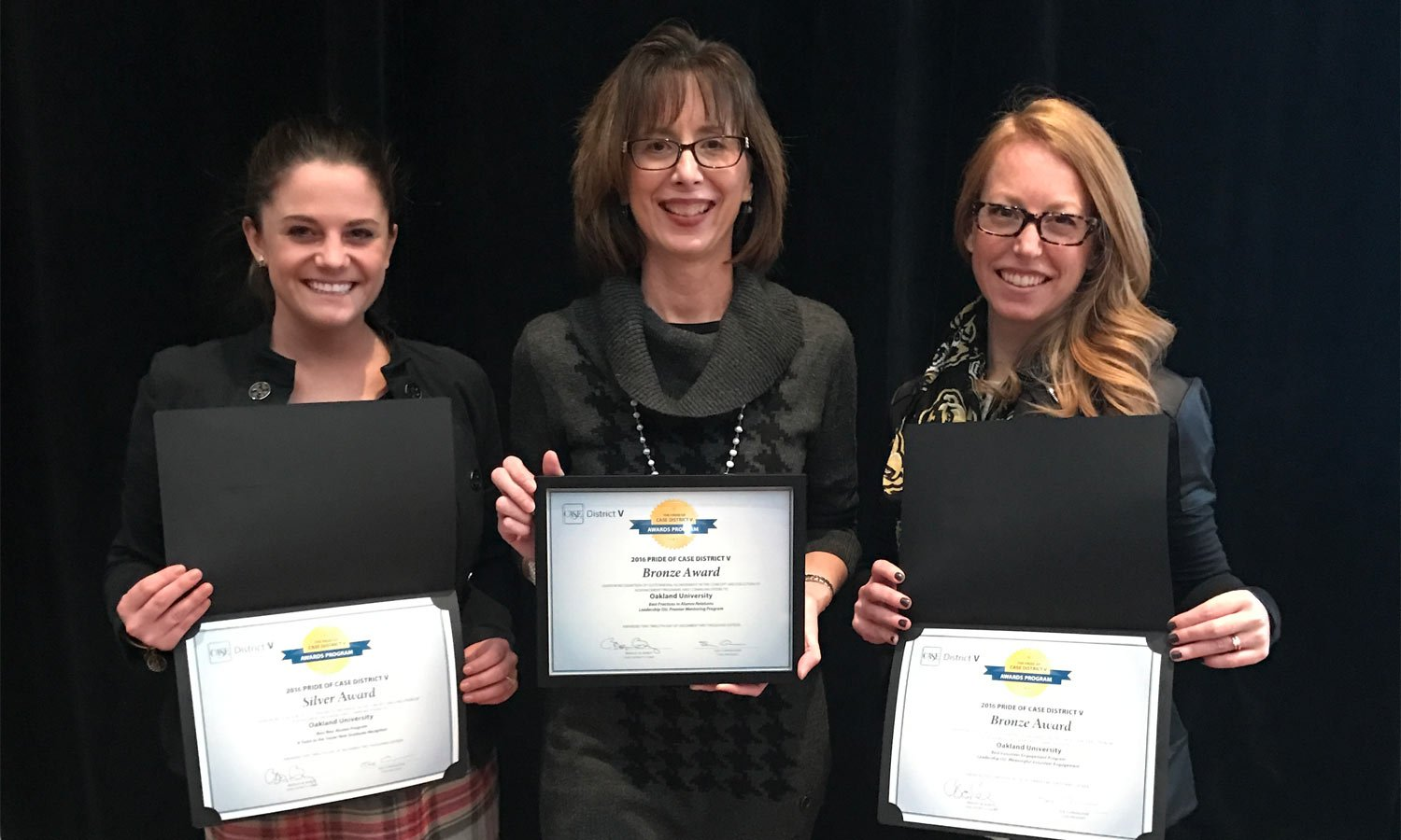 Featured image for Alumni Accolades