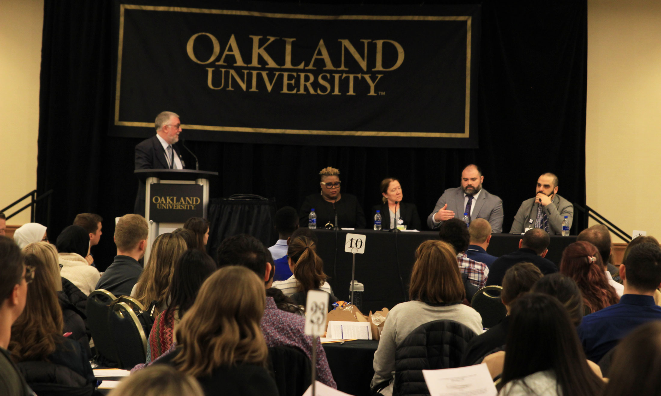 Interprofessional Workshop on Opioid Abuse Panel Discussion