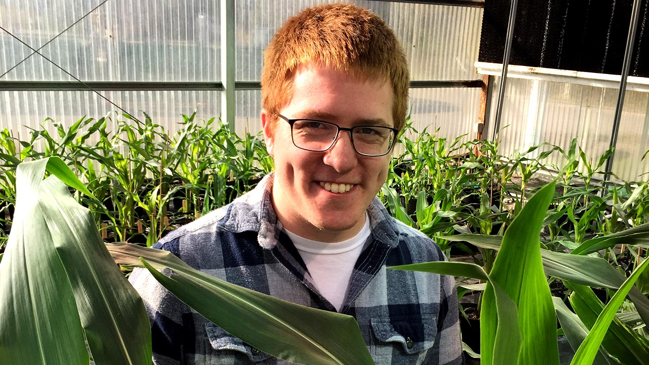 OU alum Jacob Corll earns recognition in scientific journal