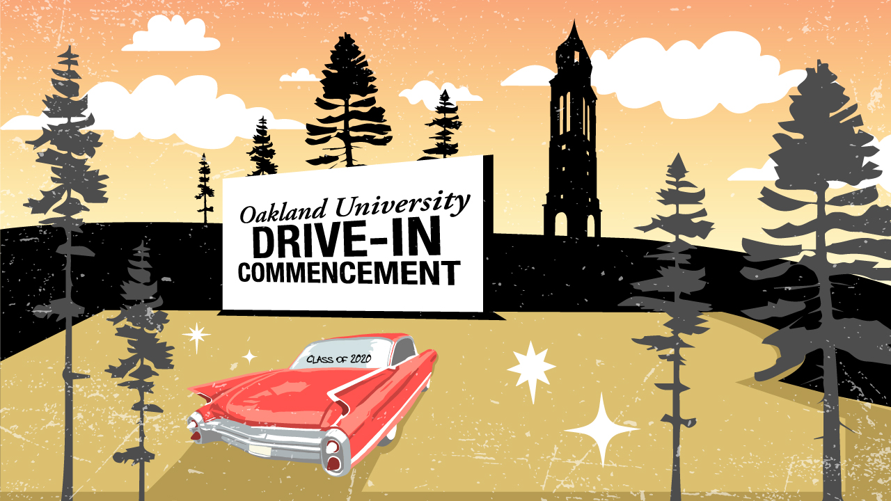 OU graduates to be honored at drive-in commencement ceremonies