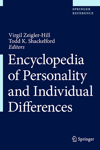OU psychology professors publish 'Encyclopedia of Personality and Individual Differences'