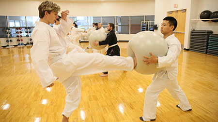 Parafencing, Karate and Badminton club sports added at OU