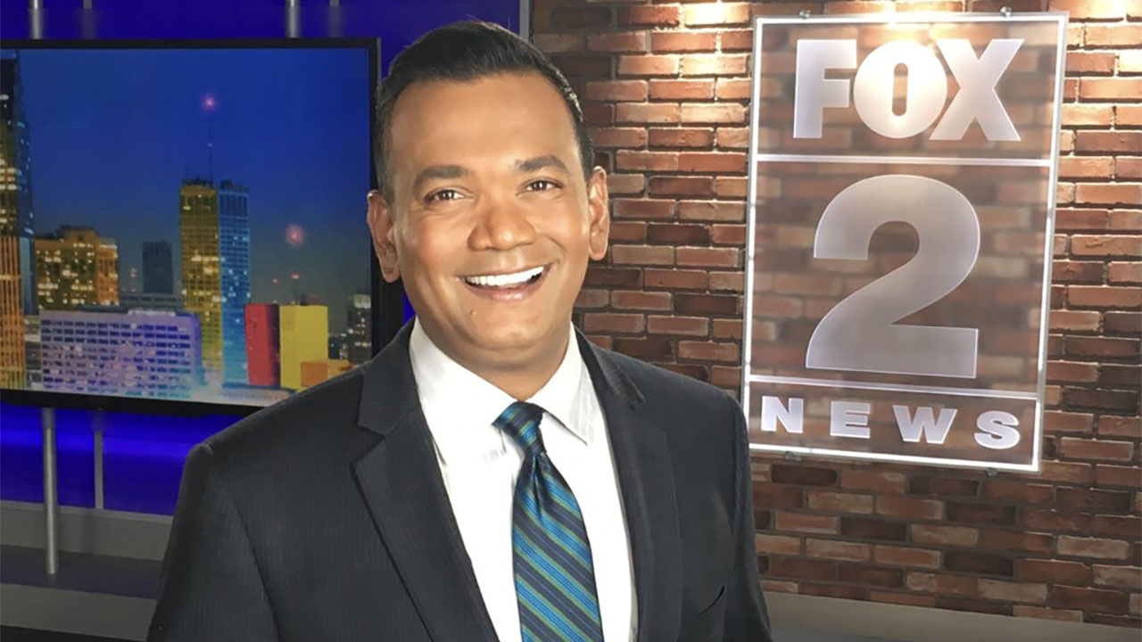 OU to welcome Fox 2 News anchor Roop Raj for Soundings Series event on Jan. 28