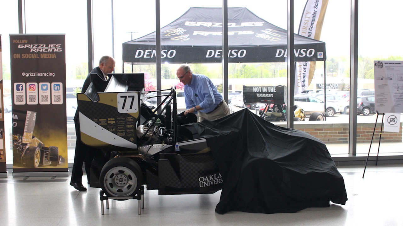 Formula SAE Race team unveils 2019 car