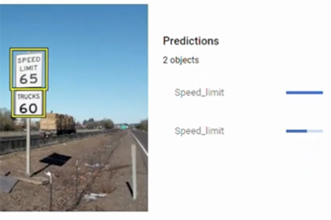 ISE Department's Systems of Autonomous and Connected Vehicles Systems graduate class uses Machine Learning to model real world problems