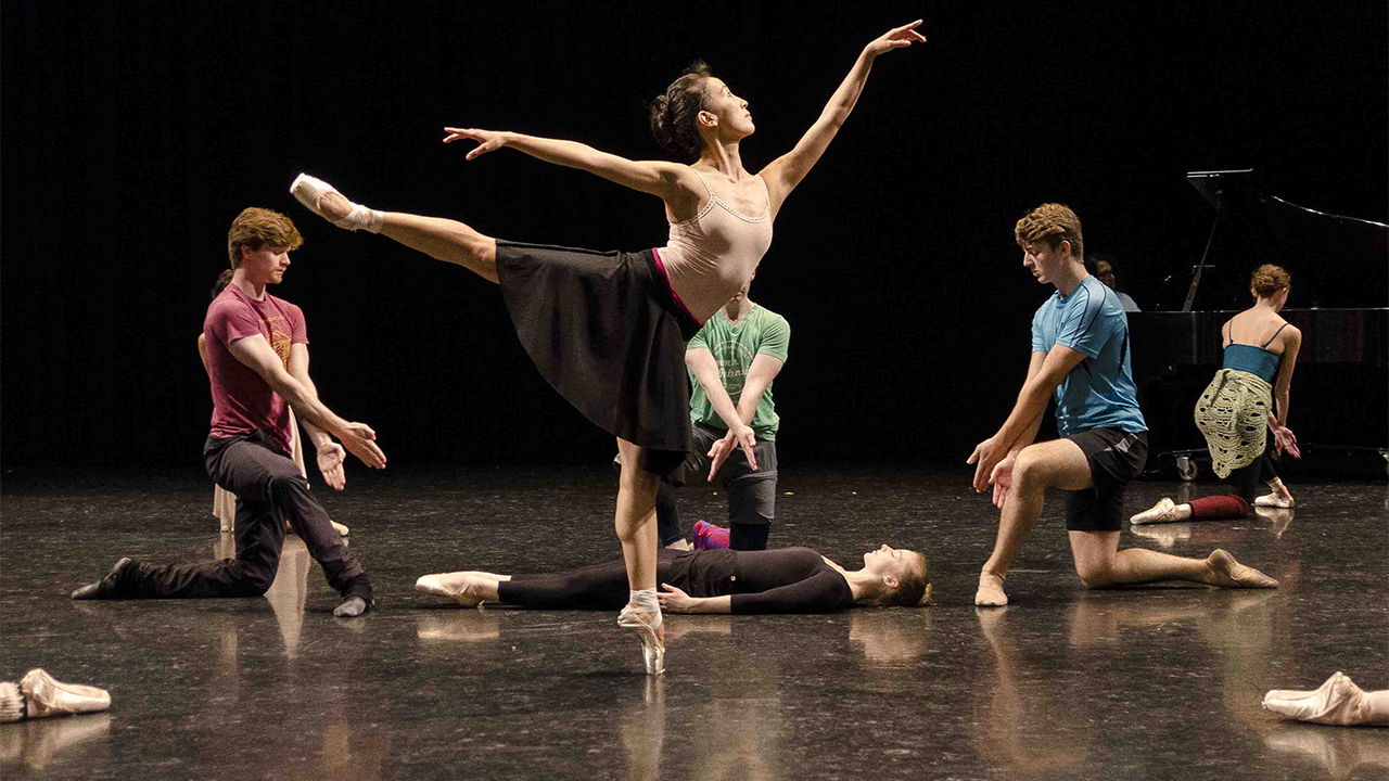 Oakland University professor recreates 'lost' Balanchine ballet