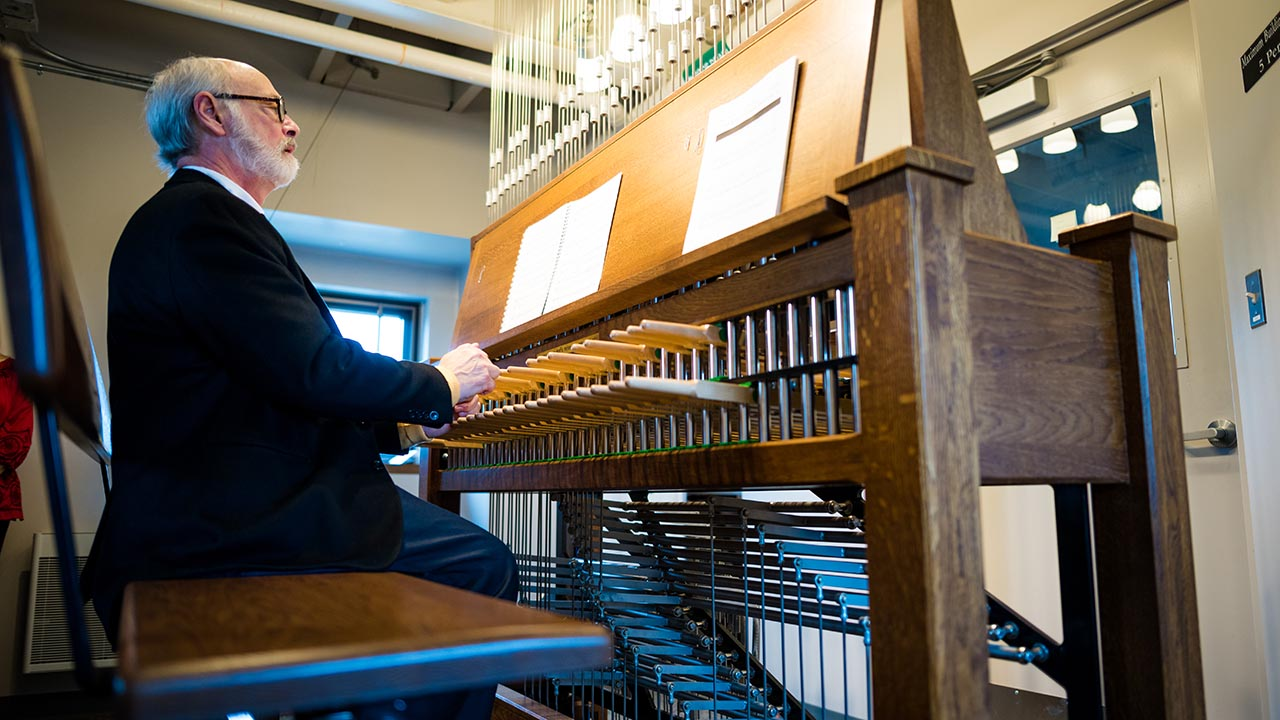 Oakland University's Carillon Concert Series returns July 10