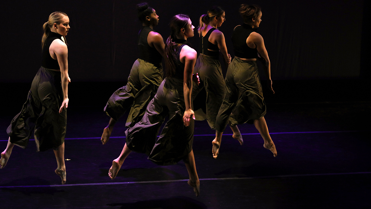 Oakland Dance Theatre, OU Repertory Dance Company to present Fall Showcase Dec. 5-7