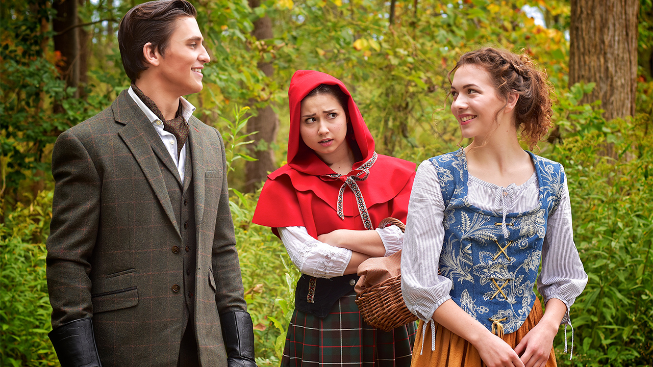 Oakland University goes 'Into the Woods'