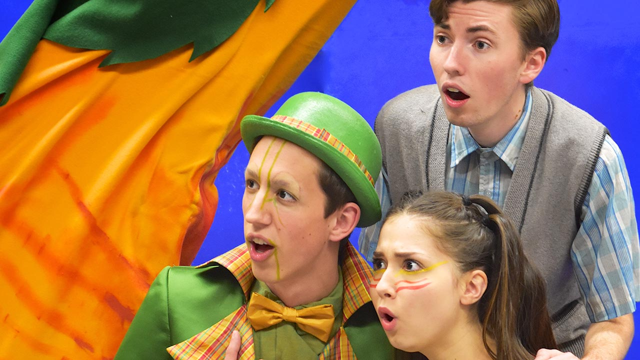 Oakland University to present 'James and the Giant Peach'