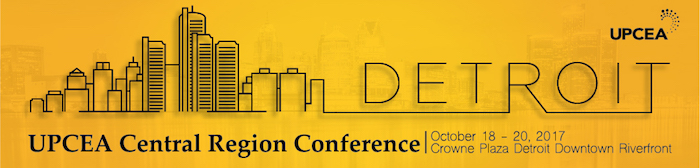 UPCEA Conference Banner