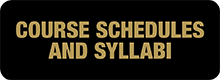 Course Schedules and Syllabi