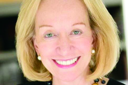 headshot of Doris Kearns Goodwin