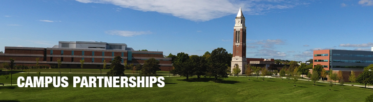 Campus Partnerships Banner