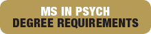 M.S. in psychology degree requirements